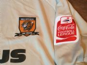 Global Football Shirts | 2005 Hull City Vintage Old Match Worn Soccer Jerseys